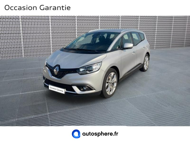 RENAULT GRAND SCENIC 1.6 DCI 130CH ENERGY BUSINESS 7 PLACES - Photo 1