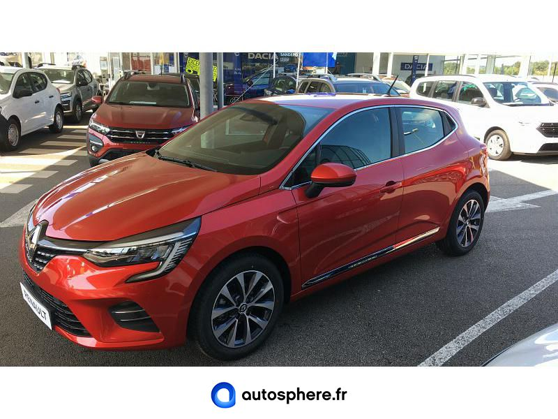 RENAULT CLIO 1.0 TCE 90CH INTENS -21 - Miniature 1
