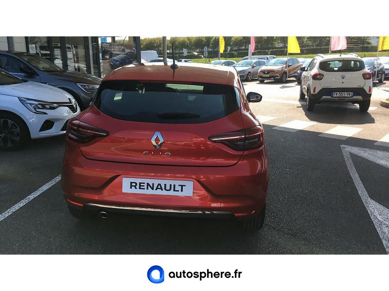 RENAULT CLIO 1.0 TCE 90CH INTENS -21 - Miniature 4