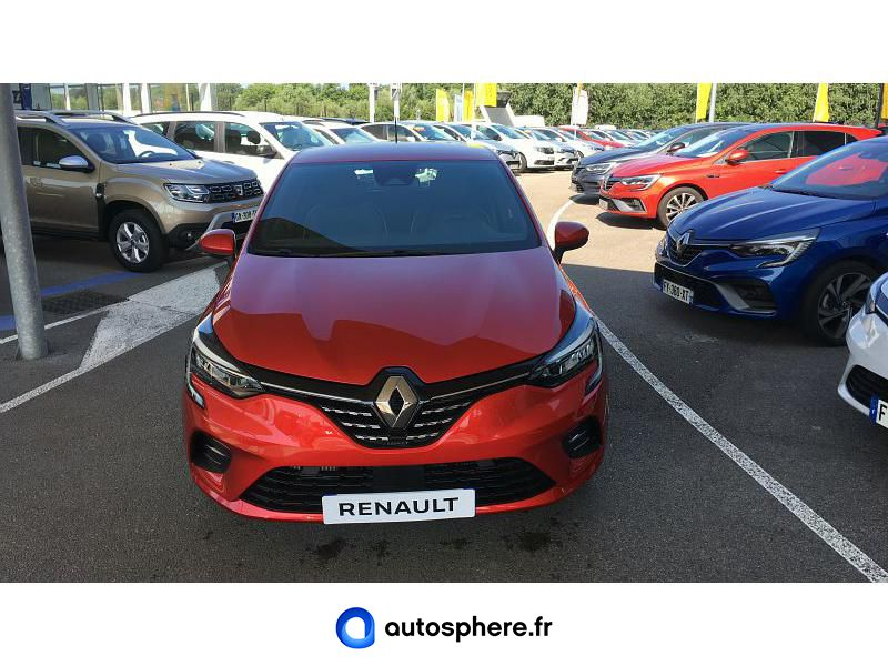 RENAULT CLIO 1.0 TCE 90CH INTENS -21 - Miniature 5
