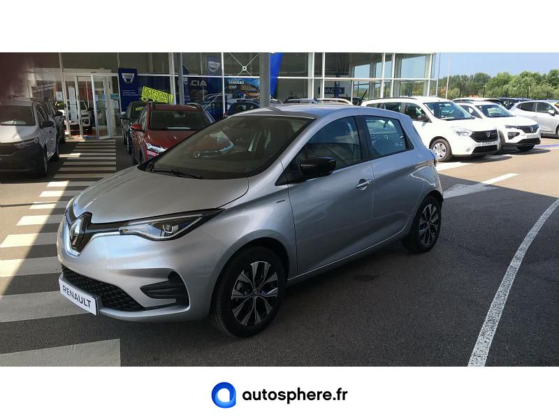 RENAULT ZOE E-TECH LIMITED CHARGE NORMALE R110 ACHAT INTéGRAL - 21 - Miniature 1