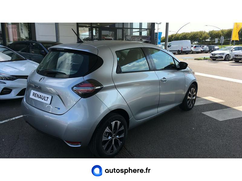 RENAULT ZOE E-TECH LIMITED CHARGE NORMALE R110 ACHAT INTéGRAL - 21 - Miniature 2