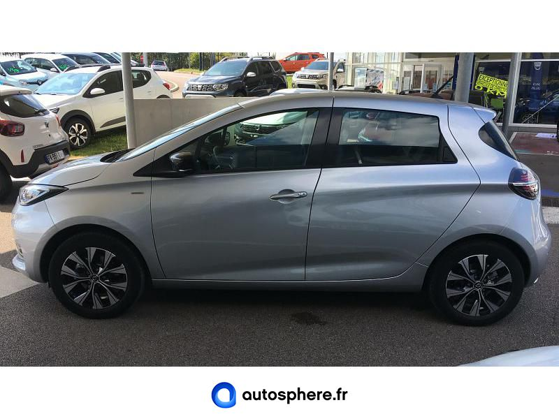 RENAULT ZOE E-TECH LIMITED CHARGE NORMALE R110 ACHAT INTéGRAL - 21 - Miniature 3