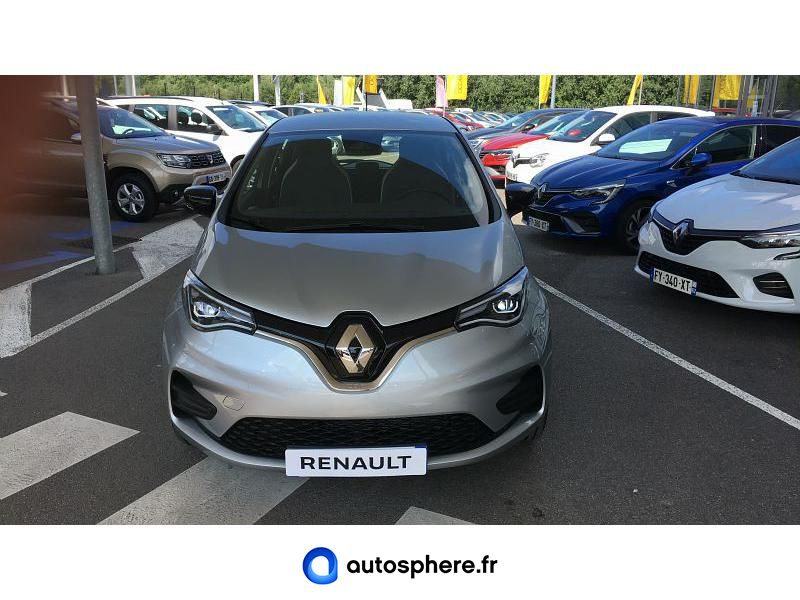 RENAULT ZOE E-TECH LIMITED CHARGE NORMALE R110 ACHAT INTéGRAL - 21 - Miniature 5