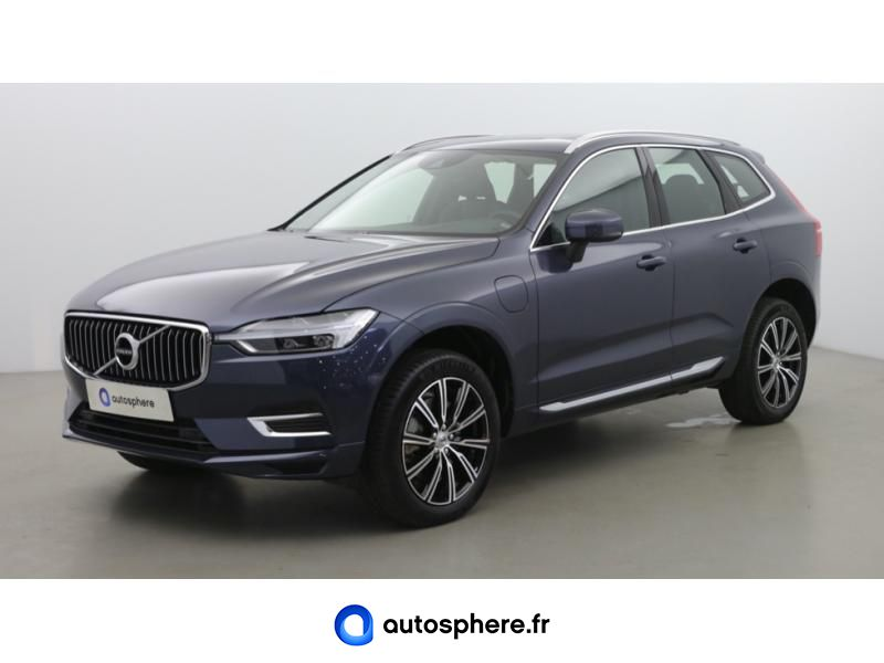VOLVO XC60 T8 TWIN ENGINE 320 + 87CH INSCRIPTION GEARTRONIC - Photo 1