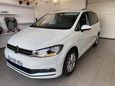 Volkswagen Touran 2.0 TDI 115ch FAP Lounge Business 5 places Euro6d-T occasion