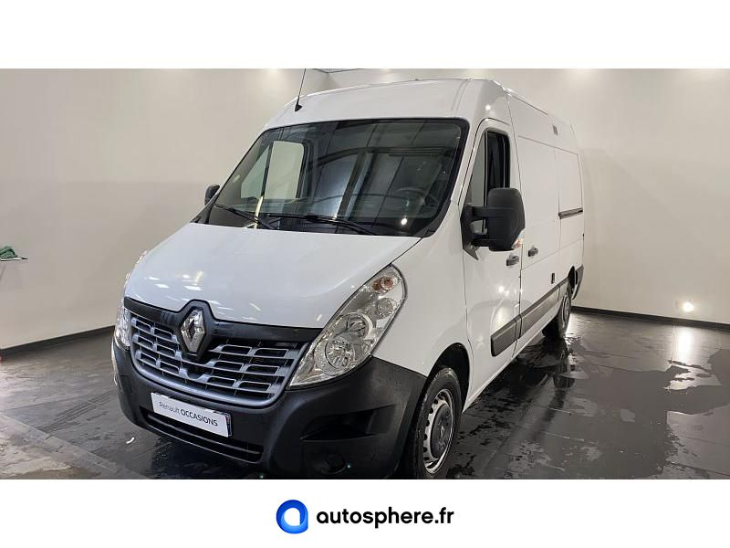RENAULT MASTER F3500 L2H2 2.3 DCI 145CH ENERGY GRAND CONFORT EURO6 - Miniature 1