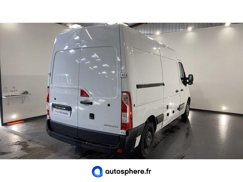RENAULT MASTER F3500 L2H2 2.3 DCI 145CH ENERGY GRAND CONFORT EURO6 - Miniature 2