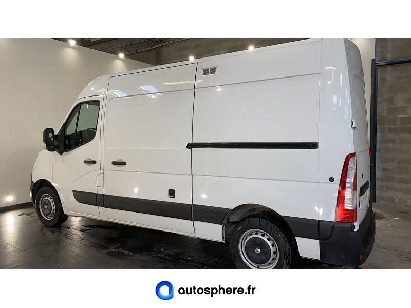RENAULT MASTER F3500 L2H2 2.3 DCI 145CH ENERGY GRAND CONFORT EURO6 - Miniature 3