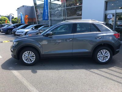 Volkswagen T-roc 2.0 TDI 115ch Lounge Business S&S occasion