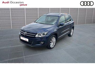 Volkswagen Tiguan 2.0 TDI 140ch BlueMotion Technology FAP Carat occasion