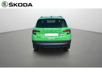 SKODA KAROQ 2.0 TDI 116CH SCR CLEVER EURO6AP - Miniature 4