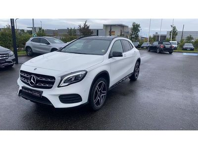 Mercedes Gla 220 d 170ch Fascination 7G-DCT Euro6c occasion