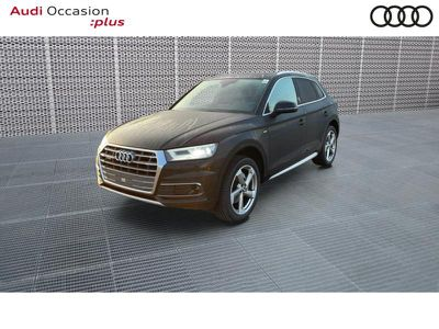 Audi Q5 40 TDI 190ch S line quattro S tronic 7 Euro6d-T occasion