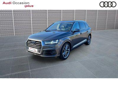 Audi Q7 50 TDI 286ch Avus Extended quattro tiptronic 5 places occasion