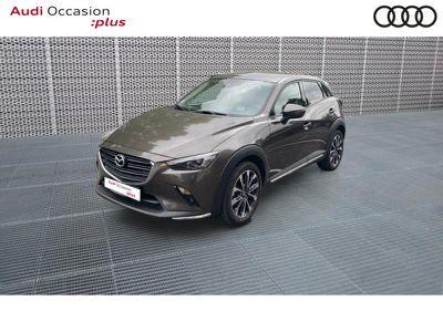 Mazda Cx-3 2.0 SKYACTIV-G 121ch Sélection Euro6d-T 4X2 occasion