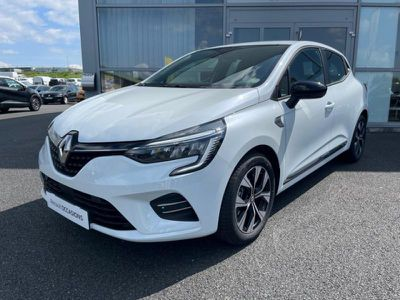 Renault Clio 1.0 TCe 90 Limited Carplay 100Kms Gtie 06/2023 occasion