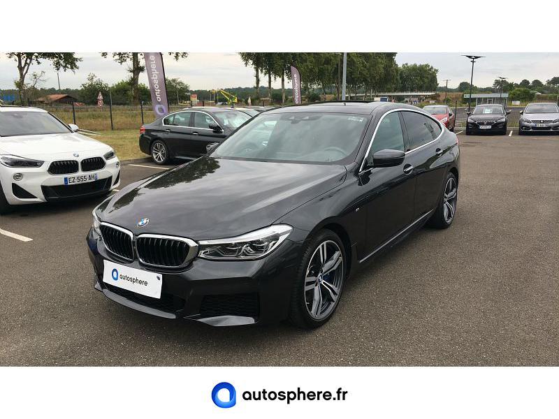 BMW SERIE 6 GRAN TURISMO 640D XDRIVE 320CH M SPORT EURO6D-T - Miniature 1
