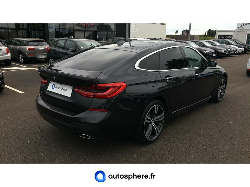 BMW SERIE 6 GRAN TURISMO 640D XDRIVE 320CH M SPORT EURO6D-T - Miniature 2