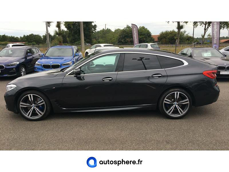BMW SERIE 6 GRAN TURISMO 640D XDRIVE 320CH M SPORT EURO6D-T - Miniature 3