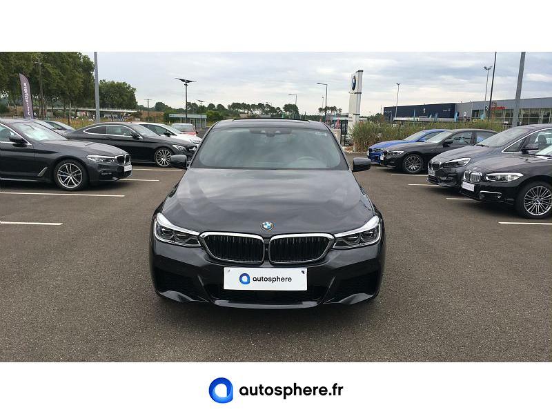 BMW SERIE 6 GRAN TURISMO 640D XDRIVE 320CH M SPORT EURO6D-T - Miniature 5