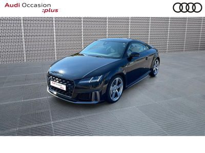 Audi Tt 45 TFSI 245ch S line quattro S tronic 7 156g occasion