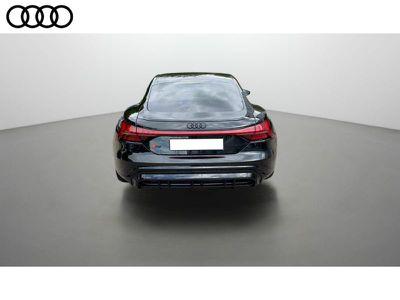 AUDI RS E-TRON GT 598CH S EXTENDED QUATTRO - Miniature 4