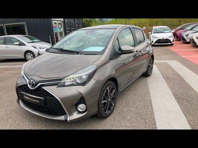 Toyota Yaris 100 VVT-i Style 5p occasion