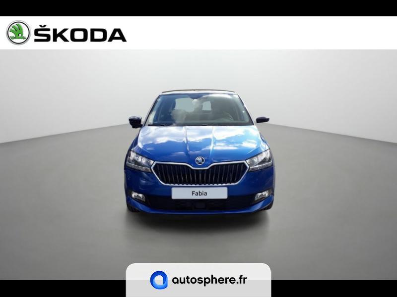 SKODA FABIA 1.0 TSI 95CH DRIVE 125 ANS EURO6D-AP - Photo 1