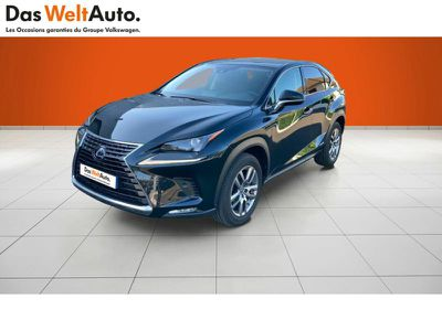 Lexus Nx 300h 4WD Luxe Euro6d-T occasion