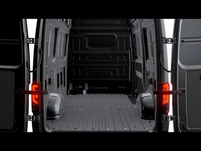 VOLKSWAGEN CRAFTER 35 L3H3 2.0 TDI 177CH BUSINESS PLUS TRACTION - Miniature 3