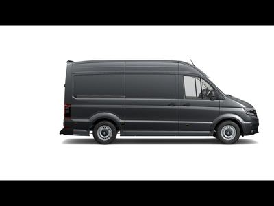 VOLKSWAGEN CRAFTER 35 L3H3 2.0 TDI 177CH BUSINESS PLUS TRACTION - Miniature 4