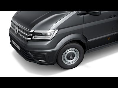 VOLKSWAGEN CRAFTER 35 L3H3 2.0 TDI 177CH BUSINESS PLUS TRACTION - Miniature 5