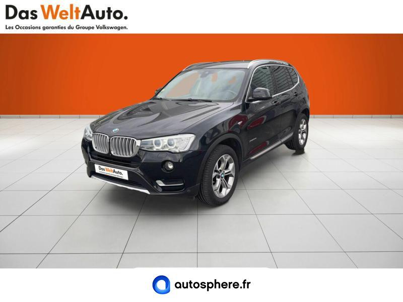 BMW X3 XDRIVE20DA 190CH XLINE - Photo 1