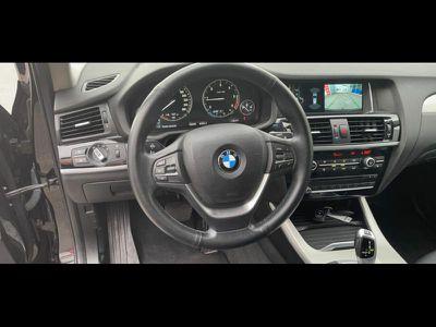 BMW X3 XDRIVE20DA 190CH XLINE - Miniature 4