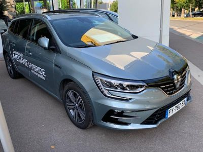 Renault Megane Estate 1.6 E-Tech Plug-in 160ch Intens occasion