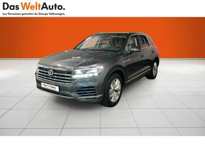 Volkswagen Touareg 3.0 V6 TDI 286ch Carat Exclusive 4Motion Tiptronic occasion