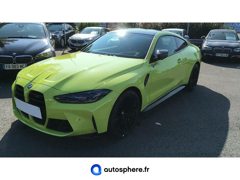 BMW M4 COUPE 3.0 510CH COMPETITION - Miniature 1