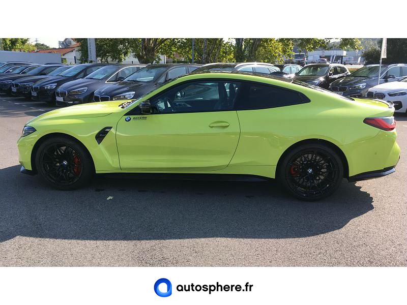 BMW M4 COUPE 3.0 510CH COMPETITION - Miniature 3