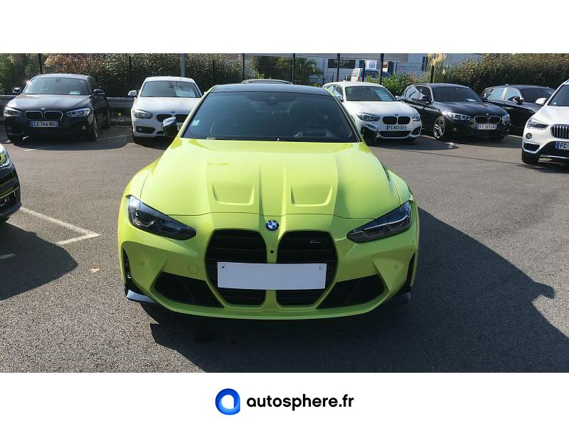 BMW M4 COUPE 3.0 510CH COMPETITION - Miniature 5