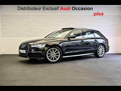 Audi A6 Avant 2.0 TDI 190ch ultra Avus S tronic 7 occasion