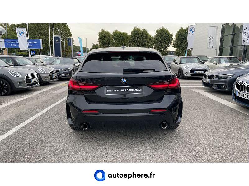 BMW SERIE 1 118DA 150CH M SPORT 8CV - Miniature 4