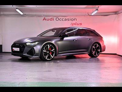 Audi Rs6 Avant 4.0 V8 TFSI 600ch quattro tiptronic 53cv occasion