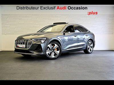 Audi E-tron Sportback 55 360ch S line e-quattro occasion