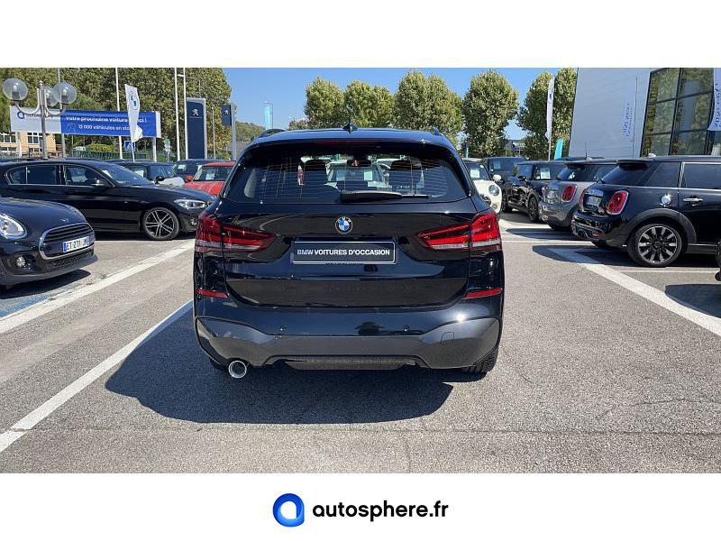 BMW X1 SDRIVE16D 116CH M SPORT - Miniature 4