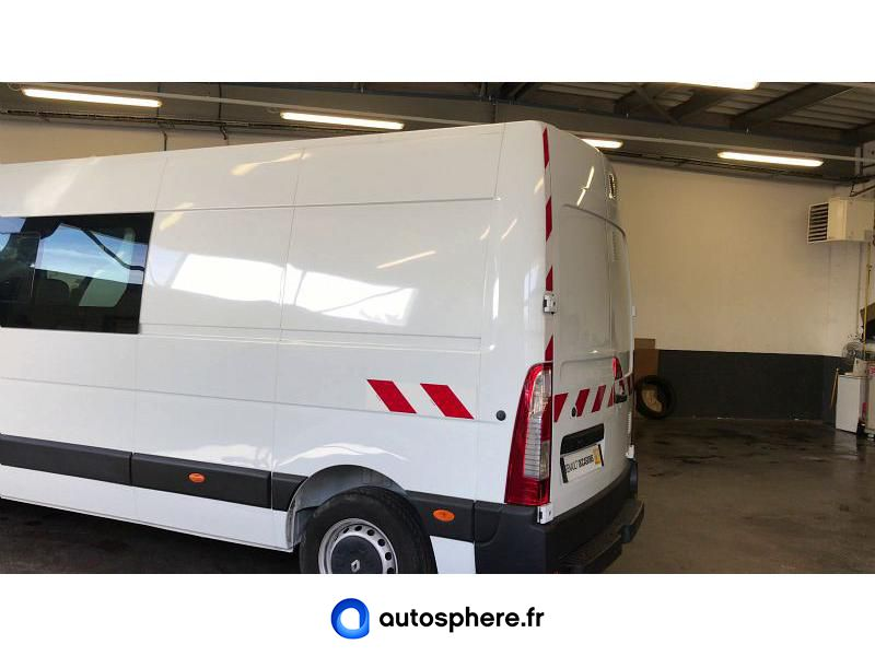 RENAULT MASTER F3500 L3H2 2.3 DCI 135CH ENERGY CABINE APPROFONDIE GRAND CONFORT - Miniature 1