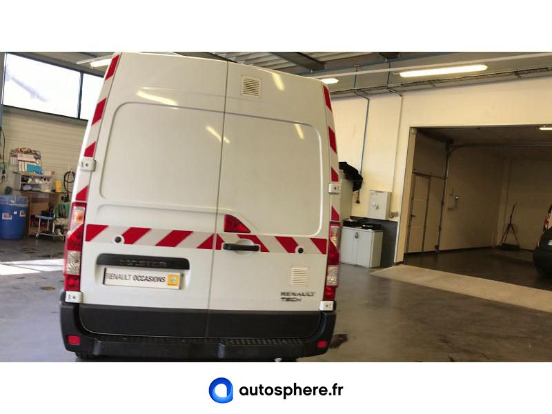 RENAULT MASTER F3500 L3H2 2.3 DCI 135CH ENERGY CABINE APPROFONDIE GRAND CONFORT - Miniature 5
