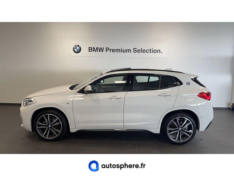 BMW X2 SDRIVE18I 140CH M SPORT EURO6D-T 129G - Miniature 3