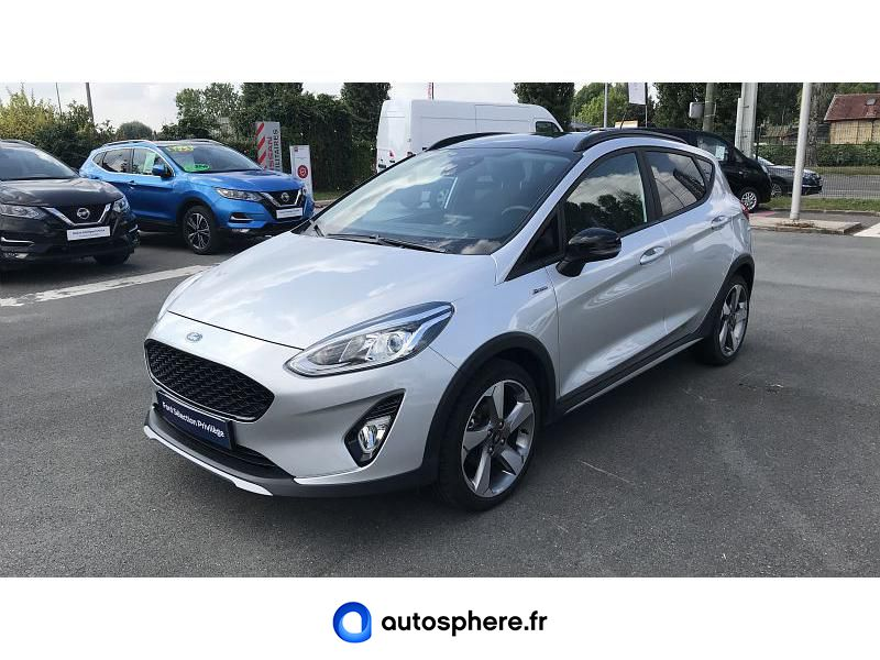 FORD FIESTA ACTIVE 1.0 ECOBOOST 85CH S&S 4CV EURO6.2 - Miniature 1