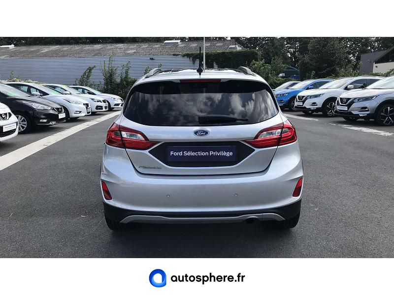 FORD FIESTA ACTIVE 1.0 ECOBOOST 85CH S&S 4CV EURO6.2 - Miniature 4